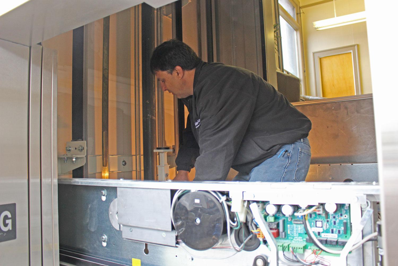 Elevator-Maintenance