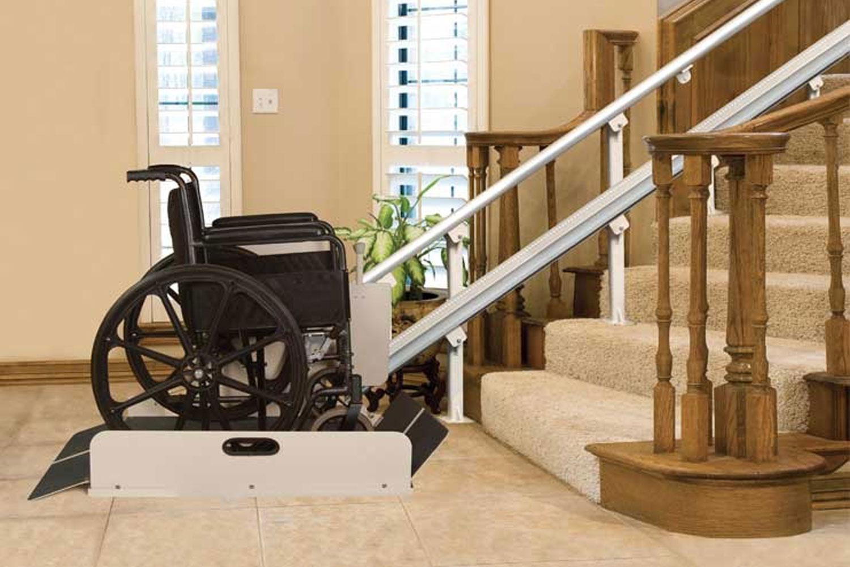 Residential Wheelchair Lift : Residential wheelchair platform lifts