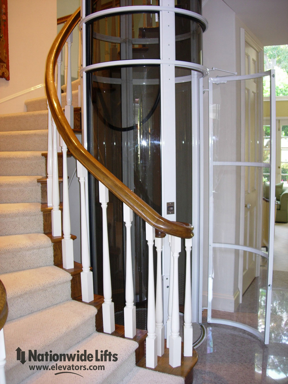 Home elevators prices - Pneumatic Elevator