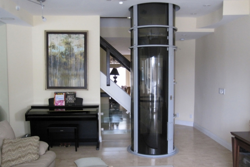 Residential home elevators for sale and service for Homes with elevators for sale