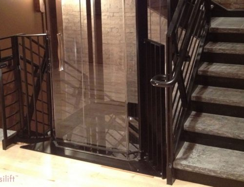 Glass Cable Elevator – Octagonal