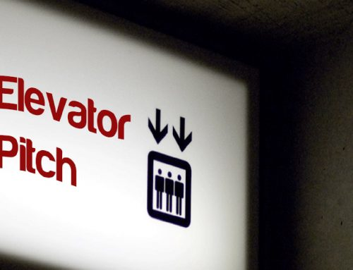 Venture Capital Firm Creates Elevator Pitch Room