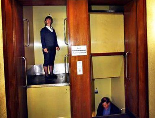 Germans Fight to Keep Paternoster Elevators