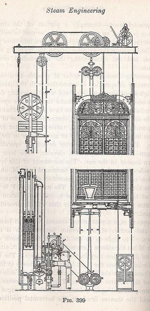 Steam Elevator