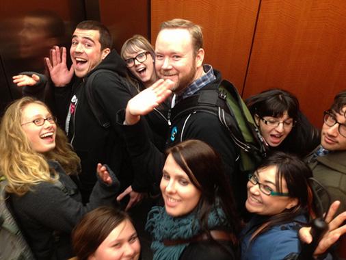 elevator etiquette mastery