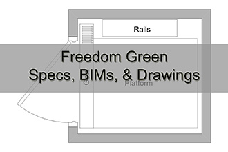 Freedom Green Specs, BIMs, & Drawings