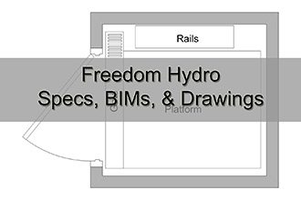 Freedom Hydro Specs, BIMs, & Drawings