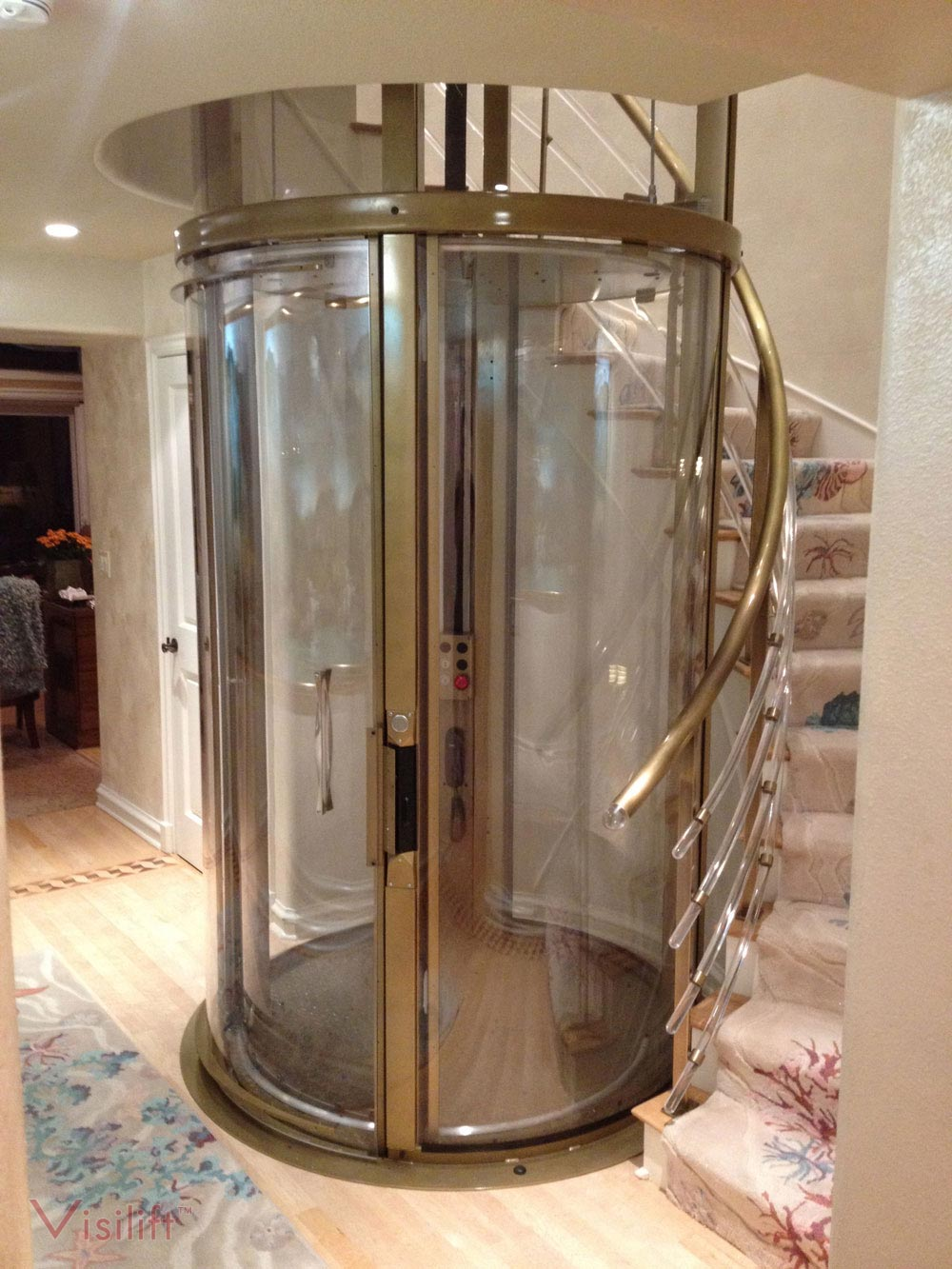 Round Glass Elevator Contact Us For A Free Quote