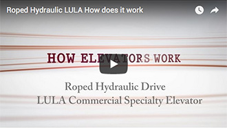 Roped Hydraulic LULA How Does It Work